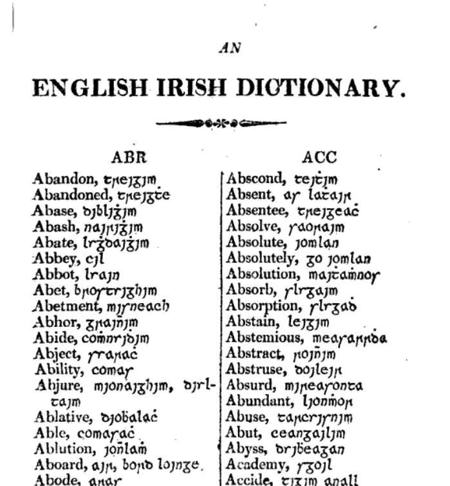 irish english dialect analysis English but deserving of a comprehensive analysis that does not rely on that twentieth-century irish english theatrical dialect of the abbey in addition, more.